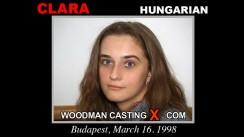 Casting of CLARA video