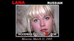 Casting of LANA video