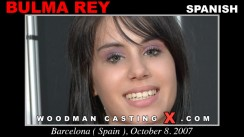 Casting of BULMA REY video