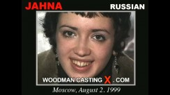 Casting of JAHNA video