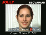 See the audition of Jolly