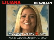 See the audition of Liliana
