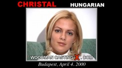 Casting of CHRISTAL video