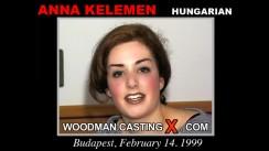 Casting of ANNA KELEMEN video
