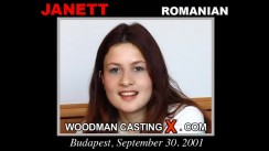 Casting of JANETT video