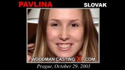 Casting of PAVLINA video