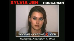 Casting of SYLVIA JEN video