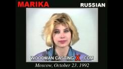 Casting of MARIKA video