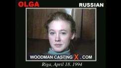 Casting of OLGA video