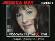 See the audition of Jessica May