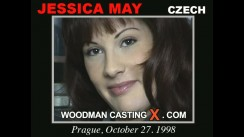 Casting of JESSICA MAY video