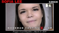 Check out this video of Sofia Lee having an audition. Erotic meeting between Pierre Woodman and Sofia Lee, a Czech girl.