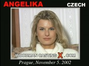 See the audition of Angelika