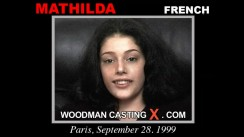 Casting of MATHILDA video