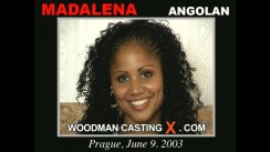 Casting of MADALENA video