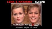 Lena and natasha