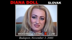 Casting of DIANA DOLL video