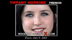 Casting of TIFFANY HOPKINS video