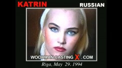 Casting of KATRIN video