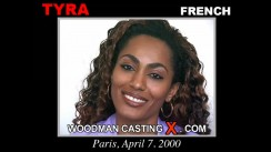 Casting of TYRA video
