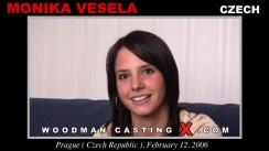 Casting of MONICA VESELA video