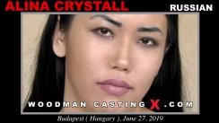 Casting of ALINA CRYSTALL video