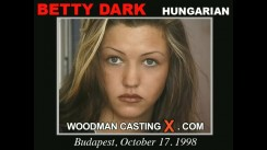 Casting of BETTY DARK video