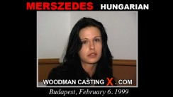 Casting of MERSZEDES video