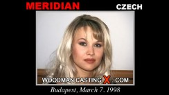 Casting of MERIDIAN video