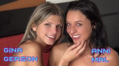 Gina Gerson and Anni Mal - Wunf 283
