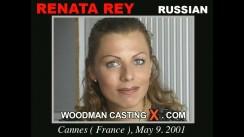 Casting of RENATA REY video
