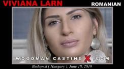 Casting of VIVIANA LARN video
