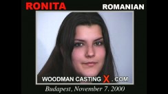 Casting of RONITA video