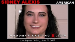 Watch Sidney Alexis first XXX video. Pierre Woodman undress Sidney Alexis, a American girl.