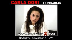 Casting of CARLA DORI video