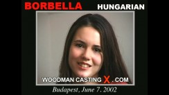Casting of BORBELLA video
