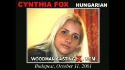 Casting of CYNTHIA FOX video