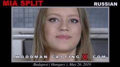 Casting of MIA SPLIT video