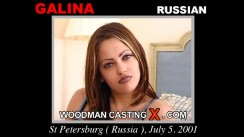Casting of GALINA video