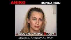 Casting of ANIKO video