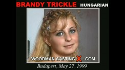 Casting of BRANDY TRICKLE video