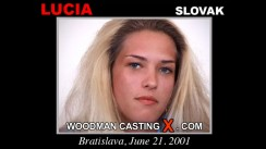 Casting of LUCIA video
