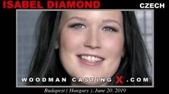 Casting of ISABEL DIAMOND video