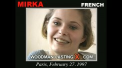 Casting of MYRKA video