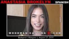 Casting of ANASTASIA BROKELYN video