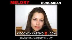 Casting of MELORY video