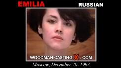 Casting of EMILIA video