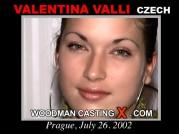 See the audition of Valentina Valli