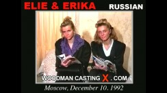 Casting of ERIKA and ELIE video