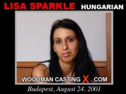 See the audition of Lisa Sparkle